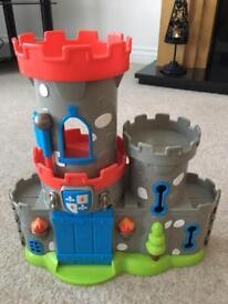 Little people castle