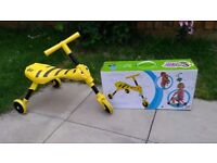 Scuttle Bug yellow. Excellent condition.