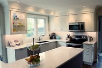 Kitchens,Bathrooms,Stairs,Closets and more..!