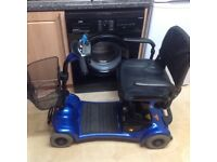 CAR BOOT SIZED MOBILITY SCOOTERS WANTED WANTED WANTED