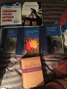 1st Year Police Foundations Textbooks