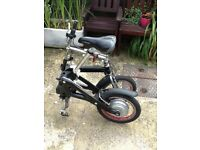 Electric bike with battery and charger COLLECTION ONLY
