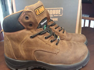 Work Boots-Men's 11-$80 (compare at $179.95)