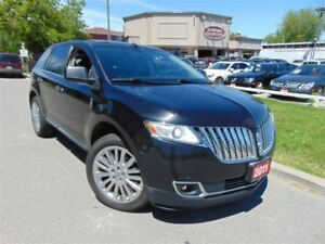 2011 Lincoln MKX NAVIGATION- PANORAMIC- AWD