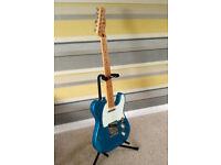 Fender Telecaster MIM 2016 (MX16 serial) Lake Placid Blue