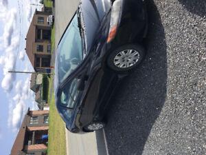 2006 Honda Civic noir Coupé (2 portes)