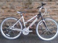"New Barracuda Liberty 19"" Ladies' Hybrid Road Bike - RRP £279"