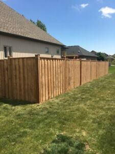 Decks fences and sheds !