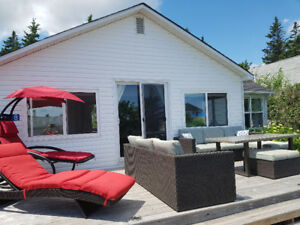 $1250 Furnished cottage 8 mth lease Oct till May. $1250