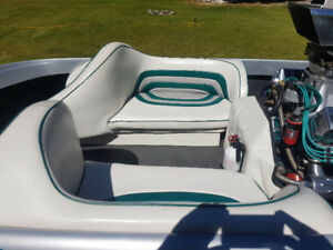 Performance Jet Boat