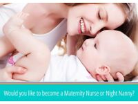 OCN Accredited 2 Day Maternity Nurse Training Course *19th-20th August 2017* Kensington Close Hotel