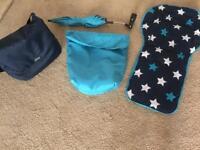 Mamas & Papas stroller accessories