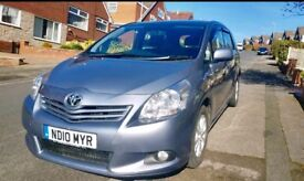 Toyota Verso 7 Seater car