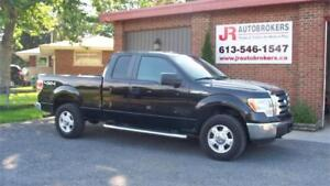 2012 Ford F-150 XLT Supercab 4X4 - 5.0L - Brand New Tires!