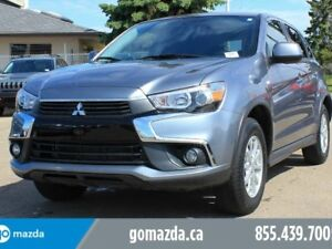 2016 Mitsubishi RVR SE AWC HEATED SEATS