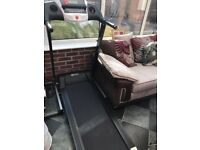 Dynamix Motorised Treadmill with Incline - Almost New