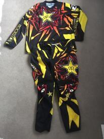 One industries Rockstar motor cross clothing