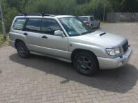 Subaru Forester 2.0 Turbo S