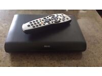 Sky HD Multiroom Box and remote