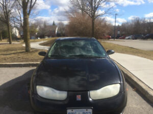2002 SATURN COUPE *$1500*