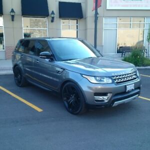 2014 Land Rover Range Rover Sport HSE LUX SUV, Crossover