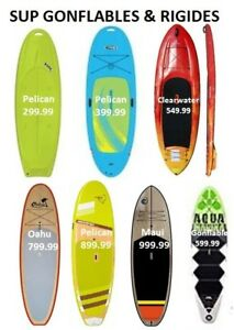 NEUF! Stand up Paddle boards,SUP,Planche surf à Pagaie 299$