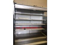 Multideck display fridge second