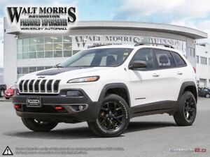 2015 Jeep Cherokee TRAILHAWK: NO ACCIDENTS, LOCAL VEHICLE