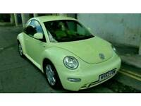 VW BEETLE PETROL MANUAL