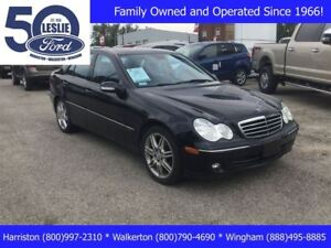 2007 Mercedes-Benz C-Class | Accident Free | Moonroof
