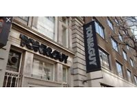 Free haircuts at Toni&Guy academy London
