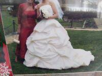 Rosina Brown, Wedding Dress