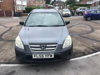 Honda CRV diesel 2005 model bargain PX welcome