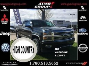 2015 Chevrolet Silverado 1500 High Country | Luxury