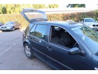 VW Gold Mark 4 2001 - Parts or Repairs