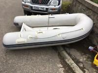 Waveline xs dinghy tender rib