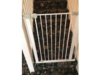 Stair gate - extra tall Safety 1st baby gate