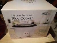 Brand new rice cooker