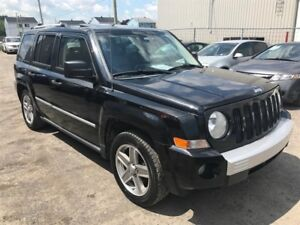 2008 Jeep Patriot Limited AWD, FINANCEMENT MAISON