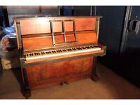 Rud Ibach Sohn Upright Piano C. 1908