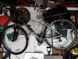 SARACEN VENTURER 2 CYCLE