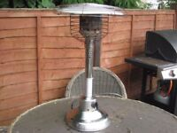 TABLETOP PATIO GAS HEATER