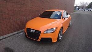 2012 Audi TTS 2dr Cpe quattro 2.0T
