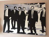 Reservoir Dogs Canvas Wall Art
