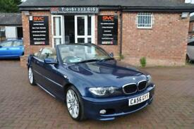 BMW 3 SERIES 2.0 318CI M SPORT 2d 148 BHP 3 KEYS/ LONG MOT (blue) 2006