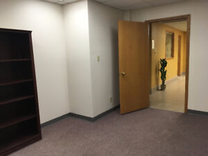 Reasonable Downtown Office Space