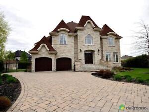 990 000$ - Maison 2 étages à vendre à Repentigny