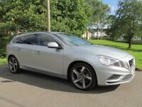 2011 (11) Volvo V60 2.4D D5 ( 215bhp ) ( s/s ) R-Design ***FINANCE AVAILABLE***