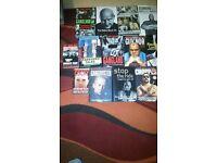 Hardmen,gangster,prisob books etc