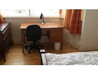 Large room in shared house, available now, Cambridge, popular area.